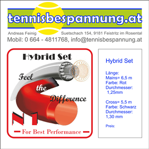 tbs hybrid set n1 shop tennisbespannung. Black Bedroom Furniture Sets. Home Design Ideas